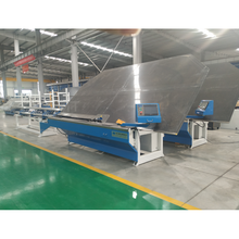 Double Glazing Glass Aluminum Frame Bending Machine