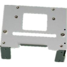 Industrie Ausrüstung Schild der Blechpulver Beschichtung Verteilung Struktur