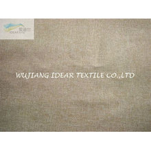 Imitation linen Blackout Fabric for upholstery