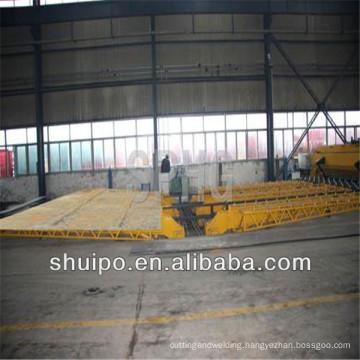 Plate Turning-Over Machine(trailer beam welding)