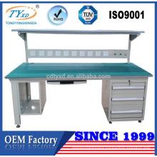 OEM industrial steel electronic workbench