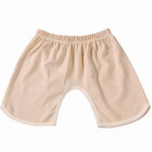 Pantalones cortos de verano de algodón orgánico de la venta caliente del verano