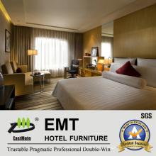 Мебель для спальни с деревянной мебелью Люкс с одной спальней (EMT-HTB05-1)