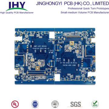 Double-Sided PCB Assembly for Electronic Products with Heavy Copper PCB
