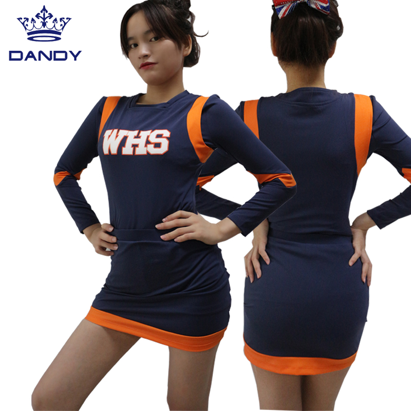 collegiate dance team uniforms