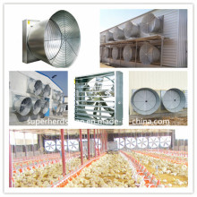 Environment Control System Exhaust Fan for Poultry Farming Equipment