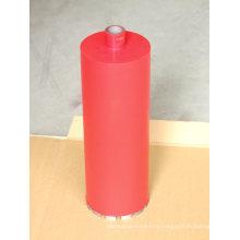 High Speed Cutting 152mm Thread Shank Drill Bit