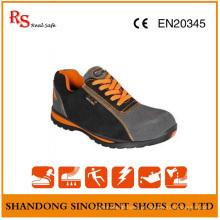 Sapatas do basculador da segurança do dedo do pé do aço do fabricante de China com alta qualidade