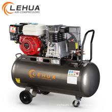 Compressor de ar do motor de gasolina de 5.5hp 100liter sem motor