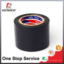 Guangzhou Isolation Materials Cheap Price Black Colored Custom Tape Air Conditioner Duct Tape