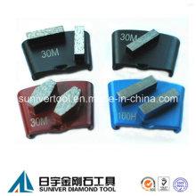 HTC системы конкретных металлов сегмент Шлифование алмазов