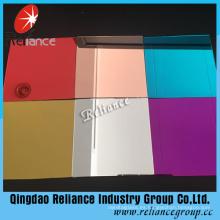 Espejo de bronce de 5 mm / espejo de color con ISO