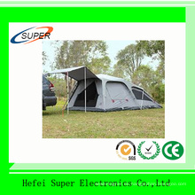 Wasserdichte Schicht Automatic Outdoor 3-4 Personen Camping Familienzelt