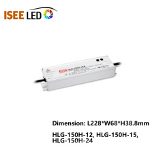 ГВУ-150H meanwell Водоустойчивый светодиодный источник питания