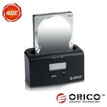 ORICO 8618-NAS ,Gigabit Ethernet NAS Docking Station