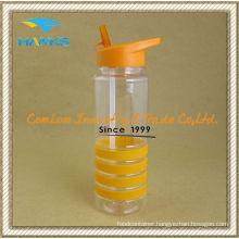 Single Wall Tritan Plastic Water Bottle for Promotion