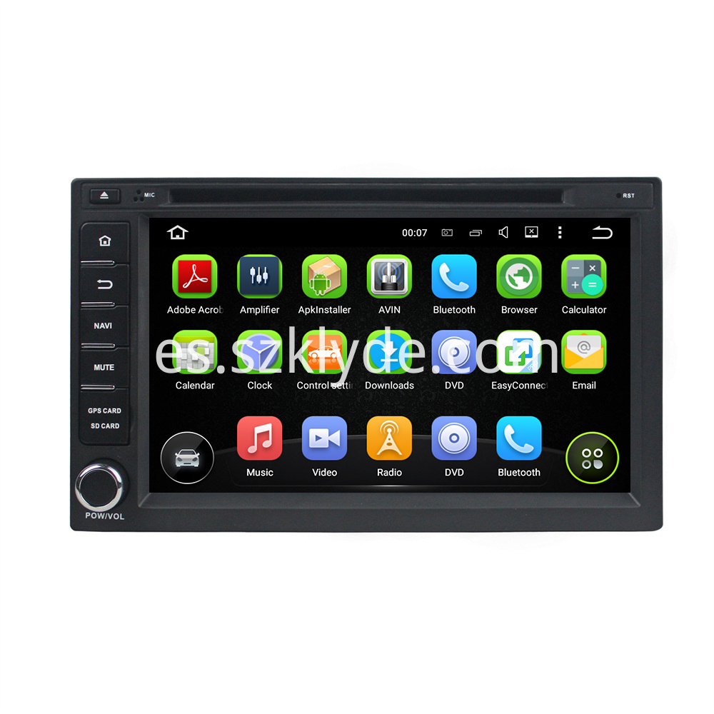 MVM X33 Cherry car dvd player