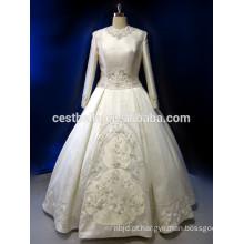 Stock Manufacturers China Middle East Dubai Wedding Maxi Dress Elegant Muslim Long