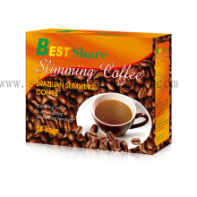 best share Brazil slimming coffee
