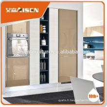 Les armoires de cuisine directement aménagées en usine d'apparence en provenance de Chine