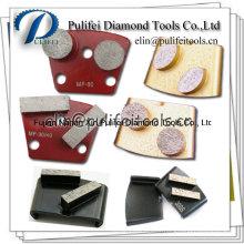Outils de béton Meulage au sol Métal abrasif Disque abrasif au diamant