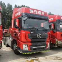 China Shacman Shaanxi Tractor Truck X3000 H3000 Truck Head Trailer Truck Hot Sale  for Cambodia