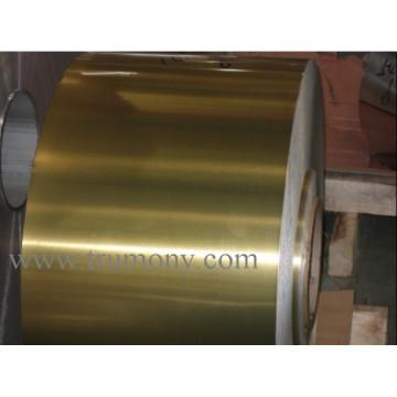 Hydrophile beschichtete Aluminiumfolie 0,2 mm Extra dicke Aluminiumfolie für Klimaanlage