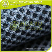 YT-0652 tecido de malha de poliéster 3D
