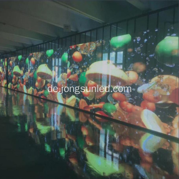 Indoor Showcase Window Transparenter LED-Bildschirm