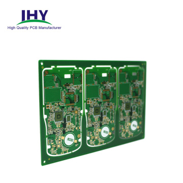 6 Layer Impedance Control Enig PCB OEM Manufacturing