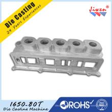 China Kundenspezifische Bearbeitungsteile Aluminium CNC für Textilmaschine