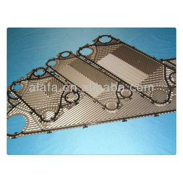 Sondex ,GEA,Vicarb and so on brand heat exchanger plate and gasket,ss304 ,316,titanium plate