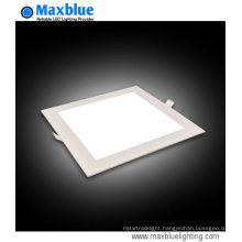 15W 200X200mm Square Residential Recessed LED Panel Light