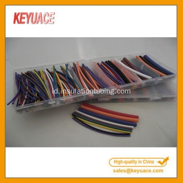 180PCS Isolasi Lengan Heat Shrink Tubing Set
