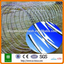 [10 years quality guarantee] Anping Factory razor blade barbed wire