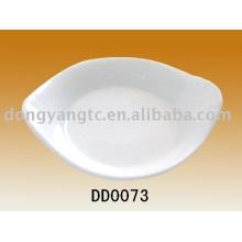 Factory direct wholesale ceramic dinner single unit