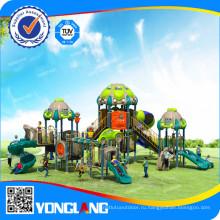 Оборудование игровой площадки для детей