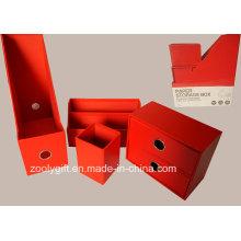 Многофункциональный 4-в-1 Бумага для хранения канцелярских принадлежностей для бумаг