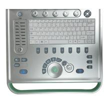 Máquina portátil de ultrassom SS-7 veterinário