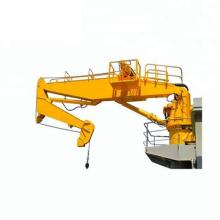 Foldable Boom Marine Deck Crane