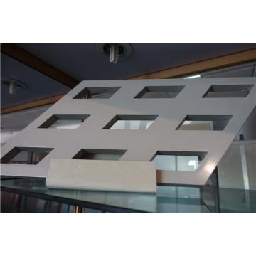 Paneles decorativos de paneles decorativos de panal de panal de aluminio
