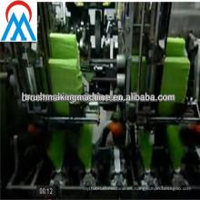 CNC 5 ejes de perforación y sufting combinación escoba máquina