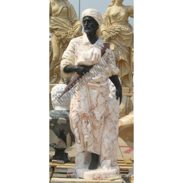Stein Marmor Carving Skulptur für Garten Dekoration (SY-C1307)