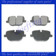 FDB4106 LR015577 LR025739 0986494409 DB2207 auto brake pad for land rover