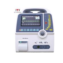 ICU Hospital Heart Plus NT-180 Emergency Equipments Portable Medical Cardiac Monitor with Defibrillator
