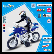 Hot sale plastic toy with light toy motorcycle