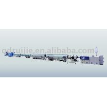 Plasticos-Maquinaria para tubos PP/PA/PE