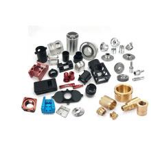 Custom cnc lathe copper brass turning parts cnc machining service
