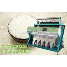 Melhor preço Long Life Qualidade CCD Camera Color Sorter / Rice Sorting Machines / Rice Mill Machine
