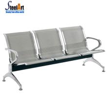 Современный стул общественного ожидания больницы стула нержавеющей стали стула в ожидании